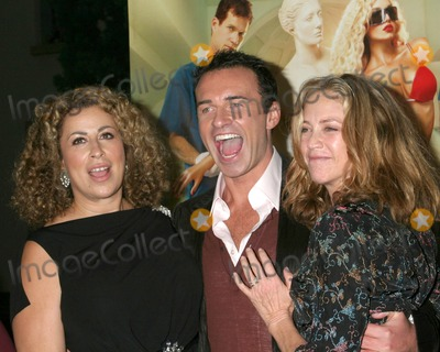 Ally Walker, Roma Maffia, Julian Mcmahon Photo - Roma Maffia, Julian McMahon, Ally Walker