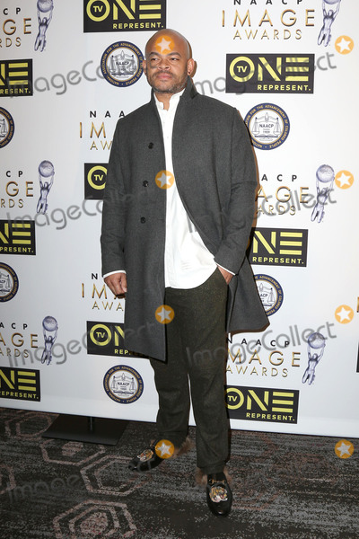 Anthony Hemmingway Photo - LOS ANGELES - JAN 28:  Anthony Hemmingway at the 48th NAACP Image Awards Nominees' Luncheon at Loews Hollywood Hotel on January 28, 2017 in Los Angeles, CA
