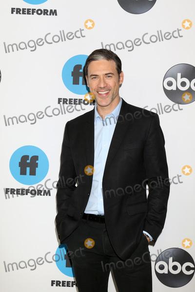 ADAM RAYNER Photo - LOS ANGELES - FEB 5:  Adam Rayner at the Disney ABC Television Winter Press Tour Photo Call at the Langham Huntington Hotel on February 5, 2019 in Pasadena, CA