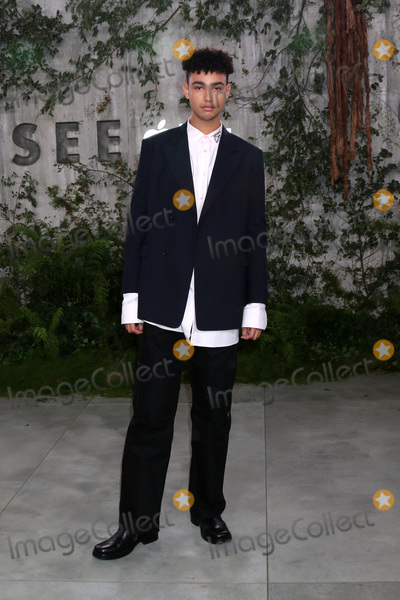 """Archie Madekwe Photo - LOS ANGELES - OCT 21:  Archie Madekwe at the Apple TV+'s """"See"""" Premiere Screening at the Village Theater on October 21, 2019 in Westwood, CA"""