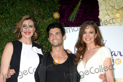 Alpay, Brenda Strong, David Alpay, Gavin O'Connor, Rachel Boston Photo - Gavin O'ConnorLOS ANGELES - JUL 29:  Brenda Strong, David Alpay, Rachel Boston at the Hallmark 2015 TCA Summer Press Tour Party at the Private Residence on July 29, 2015 in Beverly Hills, CA