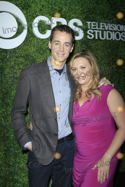 Sean Murray Photo - LOS ANGELES - JUN 2:  Sean Murray, Carrie James at the 4th Annual CBS Television Studios Summer Soiree at the Palihouse on June 2, 2016 in West Hollywood, CA