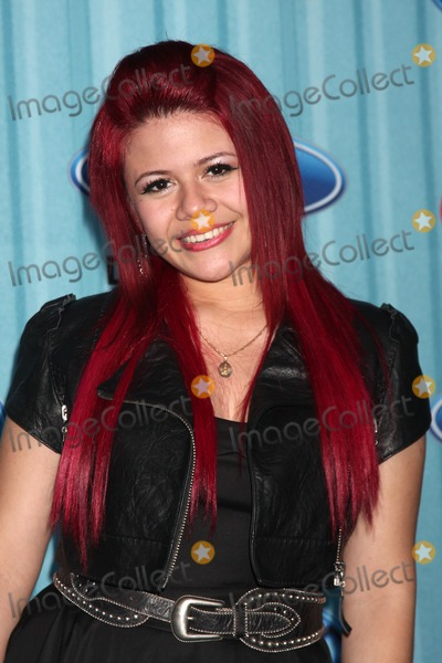 Allison Iraheta Photo - Allison Iraheta  arriving at the American idol Top 13 Party at AREA in Los Angeles, CA  onMarch 5, 2009