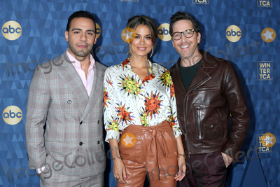 Dan Bucatinsky, Nathalie ., Nathalie Kelley, Victor Rasuk Photo - Victor Rasuk, Nathalie Kelley and Dan Bucatinsky