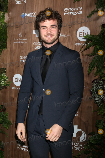 Four Seasons, The Four Seasons, BEAU MIRCHOFF Photo - LOS ANGELES - FEB 20:  Beau Mirchoff at the Global Green 2019 Pre-Oscar Gala at the Four Seasons Hotel on February 20, 2019 in Beverly Hills, CA