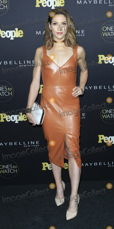 Allison Holker Photo - LOS ANGELES - OCT 13:  Allison Holker at the People's One to Watch Party at the E.P. & L.P on October 13, 2016 in Los Angeles, CA