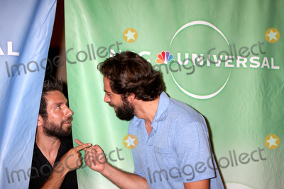 Gomez, Joshua Gomez, Zach Levi Photo - Joshua Gomez & Zach Levi  arriving at the NBC TCA Party at The Langham Huntington Hotel & Spa in Pasadena, CA  on August 5, 2009