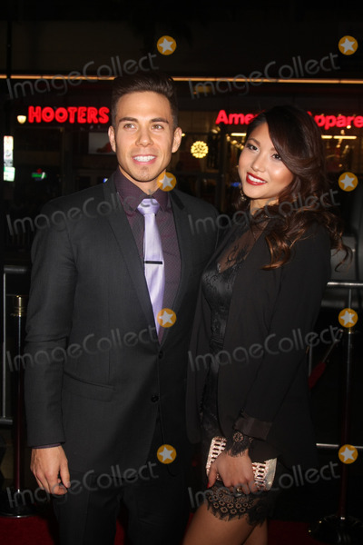 "Apolo Anton Ohno Photo - LOS ANGELES - JAN 20:  Apolo Anton Ohno at the ""Manny"" Los Angeles Premiere at a TCL Chinese Theater on January 20, 2015 in Los Angeles, CA"
