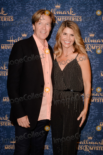 "Jack Wagner, Lori Loughlin Photo - LOS ANGELES - AUG 1:  Jack Wagner, Lori Loughlin at the ""Garage Sale Mystery"" Premiere Screening at the Paley Center for Media on August 1, 2017 in Beverly Hills, CA"