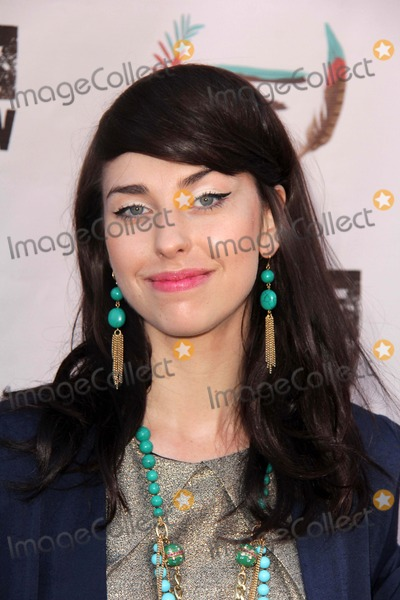 Photo - LOS ANGELES - AUG 10:  Kimbra Lee Johnson at the ???Invisible Children Fourth Estate's Founders Party at the UCLA on August 10, 2013 in Westwood, CA