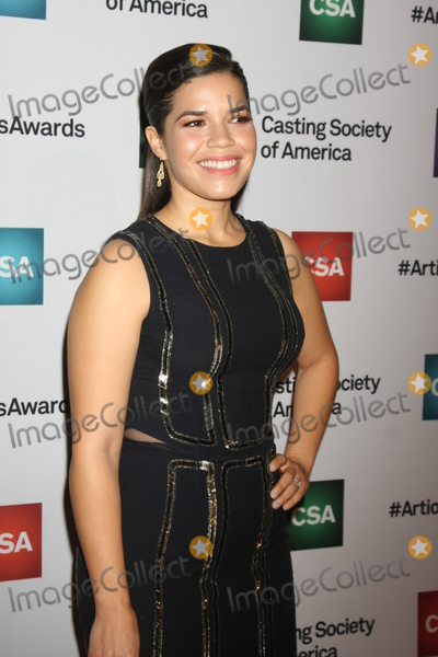 America Ferrera Photo - LOS ANGELES - JAN 21:  America Ferrera at the 31st Annual Artios Awards at the Beverly Hilton Hotel on January 21, 2016 in Beverly Hills, CA