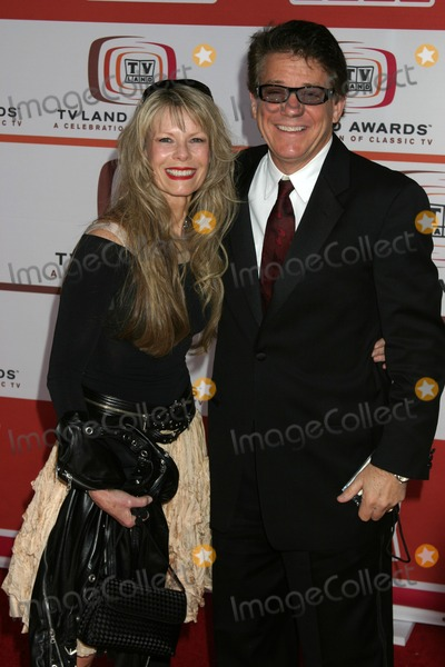 Anson Williams Photo - Anson Williams & wife