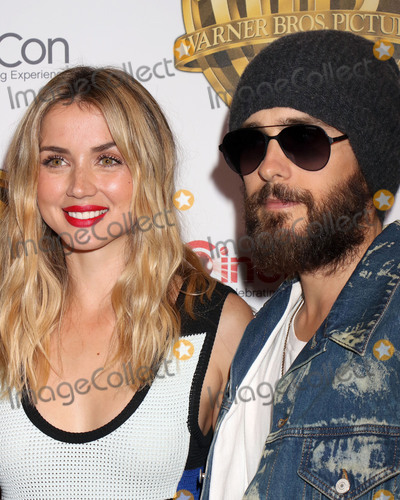 Jared Leto Photo - LAS VEGAS - MAR 29:  Ana De Armas, Jared Leto at the Warner Bros CinemaCon Photocall at the Caesars Palace on March 29, 2017 in Las Vegas, NV