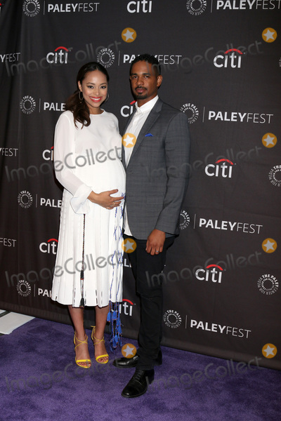 Amber Stevens, Damon Wayans, Damon Wayans Jr, Damon Wayans Jr., Damon Wayans, Jr, Damon Wayans, Jr., Amber Stevens-West Photo - LOS ANGELES - SEP 12:  Amber Stevens West, Damon Wayans Jr at the 2018 PaleyFest Fall TV Previews - CBS at the Paley Center for Media on September 12, 2018 in Beverly Hills, CA
