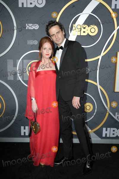 Luke Kirby Photo - LOS ANGELES - SEP 22:  Andrea Sarubbi, Luke Kirby at the 2019 HBO Emmy After Party  at the Pacific Design Center on September 22, 2019 in West Hollywood, CA