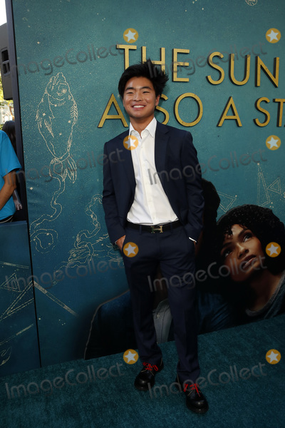 """Dallas Liu Photo - LOS ANGELES - MAY 13:  Dallas Liu at the """"The Sun Is Also A Star"""" World Premiere at the Pacific Theaters at the Grove on May 13, 2019 in Los Angeles, CA"""
