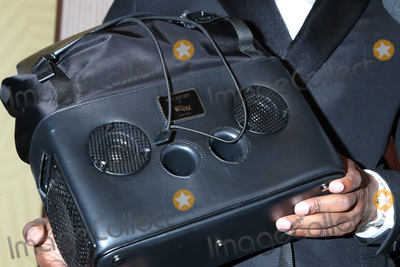 Jamie Foxx Photo - LOS ANGELES - FEB 23:  Jamie Foxx, bag boombox detail at the American Black Film Festival Honors Awards at the Beverly Hilton Hotel on February 23, 2020 in Beverly Hills, CA