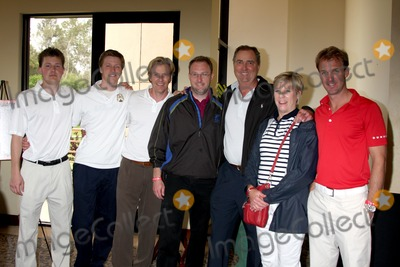 Jack Wagner, Dennis Wagner Photo - LOS ANGELES - APR 18:  Peter, Jack, & Harrison Wagner; Dennis Wagner, his sons, and wife at the 2011 Jack Wagner Golf Classic to benefit The Leukemia & Lymphoma Society at Valencia Country Club on April 18, 2011 in Valencia , CA