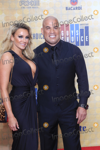 Tito Ortiz, Amber Miller Photo - LOS ANGELES - JUN 4:  Amber Miller, Tito Ortiz at the 10th Annual Guys Choice Awards at the Sony Pictures Studios on June 4, 2016 in Culver City, CA