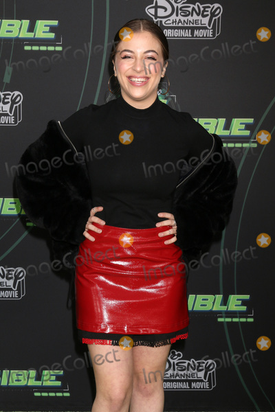"Baby Ariel Photo - LOS ANGELES - FEB 12:  Baby Ariel, Ariel Rebecca Martin at the ""Kim Possible"" Premiere Screening at the TV Academy on February 12, 2019 in Los Angeles, CA"