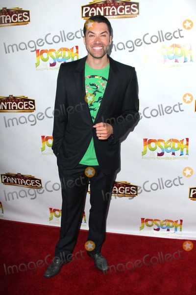 "Ace Young, Joseph Corré Photo - LOS ANGELES - JUN 4:  Ace Young at the ""Joseph And The Amazing Technicolor Dreamcoat"" Opening at Pantages Theater on June 4, 2014 in Los Angeles, CA"