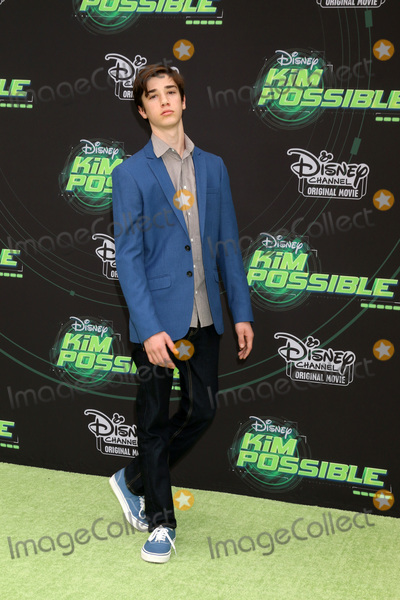 "Photo - LOS ANGELES - FEB 12:  Daniel DiMaggio at the ""Kim Possible"" Premiere Screening at the TV Academy on February 12, 2019 in Los Angeles, CA"