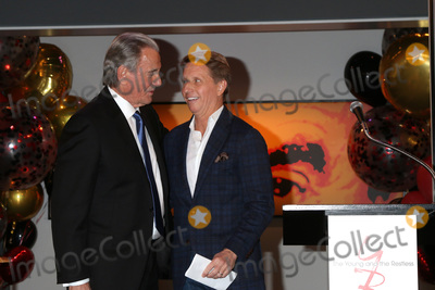 Eric Braeden, Bradley Bell Photo - LOS ANGELES - FEB 7:  Eric Braeden and Bradley Bell at the Eric Braeden 40th Anniversary Celebration on The Young and The Restless at the Television City on February 7, 2020 in Los Angeles, CA