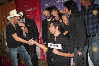 Brett Michaels, Zach Levi, Michael Levy, Michael Bublé, Michael Paré Photo - Brett Michaels, Zach Levi, and Chuck Cast