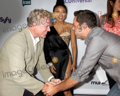 Christopher Mc Donald, Zach Levi, Christophe Honoré Photo - LOS ANGELES - AUG 1:  Christopher McDonald,  Zach Levi arriving at the NBC TCA Summer 2011 Party at SLS Hotel on August 1, 2011 in Los Angeles, CA