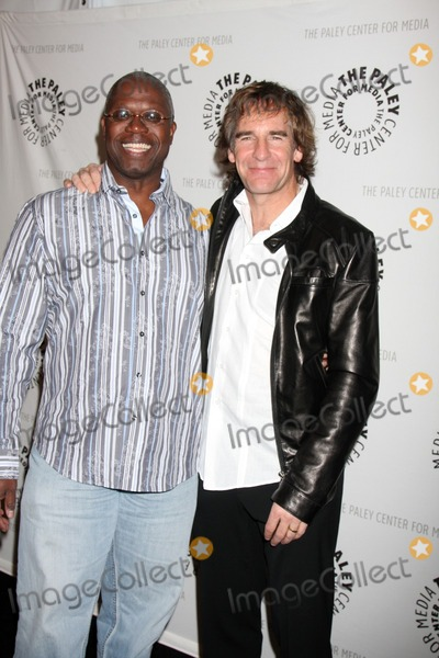 Andre Braugher, Scott Bakula Photo - Andre Braugher & Scott Bakula