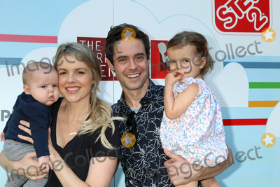 Ali Fedotowsky, Kevin Manno, Ali Fedotowski Photo - LOS ANGELES - SEP 22:  Riley Manno, Ali Fedotowsky, Kevin Manno, Molly Manno at the 7th Annual Celebrity Red CARpet Event at the Sony Studio on September 22, 2018 in Culver City, CA