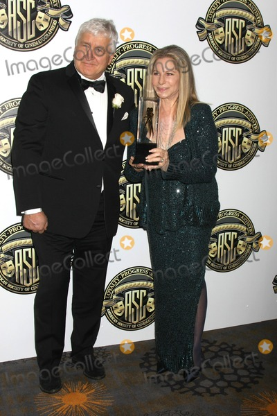 Andrzej Bartkowiak, Barbra Streisand Photo - LOS ANGELES - FEB 15:  Andrzej Bartkowiak, Barbra Streisand at the 2015 American Society of Cinematographers Awards at a Century Plaza Hotel on February 15, 2015 in Century City, CA