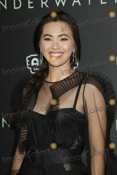 """Jessica Henwick Photo - LOS ANGELES - JAN 7:  Jessica Henwick at the """"Underwater"""" Fan Screening at the Alamo Drafthouse Cinema on January 7, 2020 in Los Angeles, CA"""