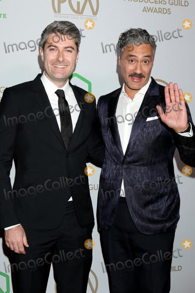 Taika Waititi, Carthew Neal Photo - LOS ANGELES - JAN 18:  Carthew Neal and Taika Waititi at the 2020 Producer Guild Awards at the Hollywood Palladium on January 18, 2020 in Los Angeles, CA