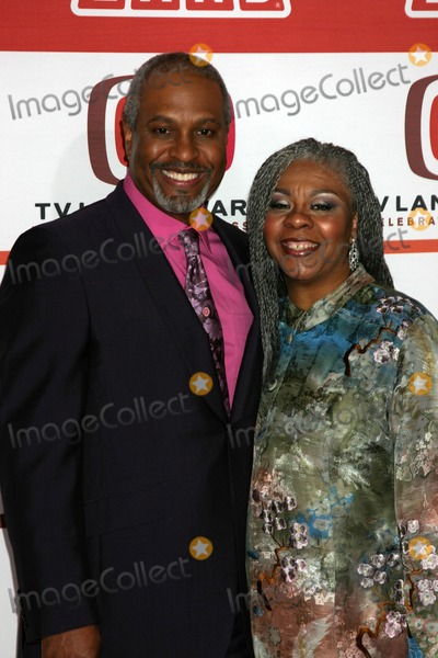 James Pickens, James Pickens Jr, James Pickens Jr., James Pickens, Jr. Photo - James Pickens Jr & wife