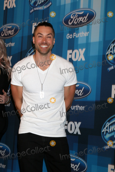 Ace Young Photo - LOS ANGELES - APR 7:  Ace Young at the American Idol FINALE Arrivals at the Dolby Theater on April 7, 2016 in Los Angeles, CA