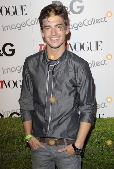 Asher Book Photo - Asher BookThe 7th Annual Teen Vogue Young Hollywood PartyMilk StudiosLos Angeles, CASeptember 25, 2009