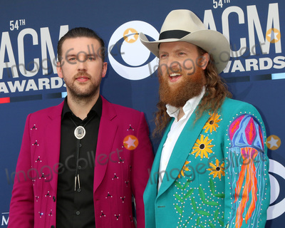John Osborne, Brothers Osborne Photo - LAS VEGAS - APR 7:  T.J. Osborne, John Osborne, Brothers Osborne at the 54th Academy of Country Music Awards at the MGM Grand Garden Arena on April 7, 2019 in Las Vegas, NV