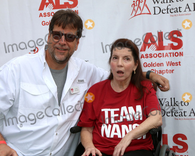 Nanci Ryder Photo - LOS ANGELES - OCT 16:  Fred Fisher, Nanci Ryder at the ALS Association Golden West Chapter Los Angeles County Walk To Defeat ALS at the Exposition Park on October 16, 2016 in Los Angeles, CA