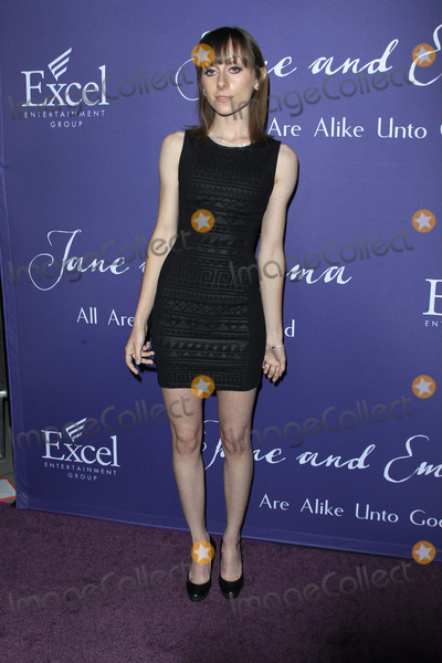 """Photo - LOS ANGELES - OCT 4:  Allisyn Ashley Arm at the """"Jane and Emma"""" LA Premiere at the ArcLight Theater on October 4, 2018 in Los Angeles, CA"""