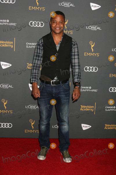Cuba Gooding JR, Cuba Gooding Jr., Cuba Gooding, JR, Cuba Gooding Photo - LOS ANGELES - SEP 16:  Cuba Gooding Jr. at the TV Academy Performer Nominee Reception at the Pacific Design Center on September 16, 2016 in West Hollywood, CA