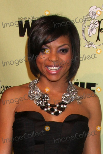 Taraji P Henson, Taraji P. Henson, Bel-Air, Tara Guber, Taraji Henson Photo - Taraji P. Henson  arriving at the Women In Film 2nd Annual Pre-Oscar Cocktail Party at the home of Peter & Tara Guber in Bel Air, CA on