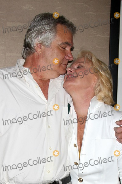 John McCook, John Cook, Ally Mills Photo - Allie Mills & John McCook  at The Bold & The Beautiful  Breakfast   at the Sheraton Universal Hotel in  Los Angeles, CA on August 29, 2009
