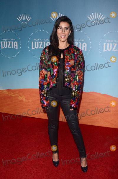 "Adrianna Costa, Cirque du Soleil, Hüsker Dü Photo - LOS ANGELES - DEC 12:  Adrianna Costa at the Cirque du Soleil Presents LA Premiere Event Of ""Luzia"" at the Dodger Stadium on December 12, 2017 in Los Angeles, CA"