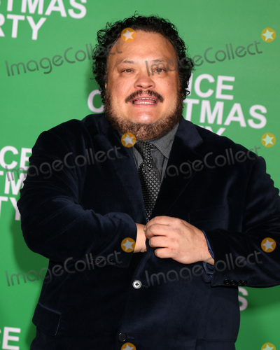 "Adrian Martinez Photo - LOS ANGELES - DEC 7:  Adrian Martinez at the ""Office Christmas Party"" Premiere at Village Theater on December 7, 2016 in Westwood, CA"