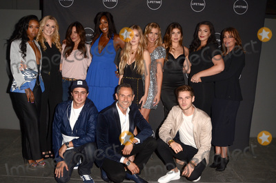 "Photo - LOS ANGELES - AUG 16:  Cast of Growing Up Supermodel at the ""Growing Up Supermodel"" Premiere Screening at the Private Estate on August 16, 2017 in Studio City, CA"