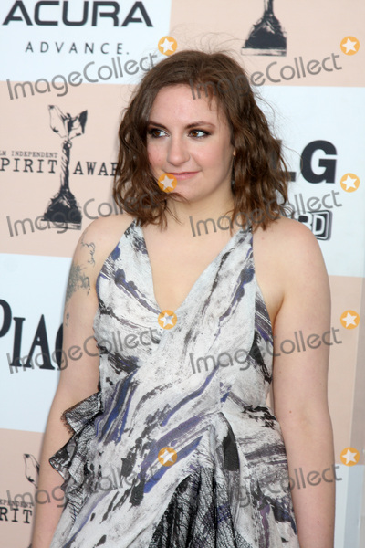Lena Dunham Photo - LOS ANGELES - FEB 26:  Lena Dunham arrives at the 2011 Film Independent Spirit Awards at Beach on February 26, 2011 in Santa Monica, CA