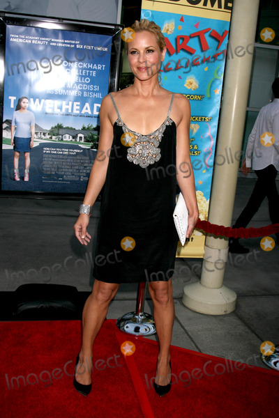 Photos And Pictures Maria Bello Arriving At The Towelhead Premiere At The Arclight Theaters In R Los Angeles Ca On September 3 2008