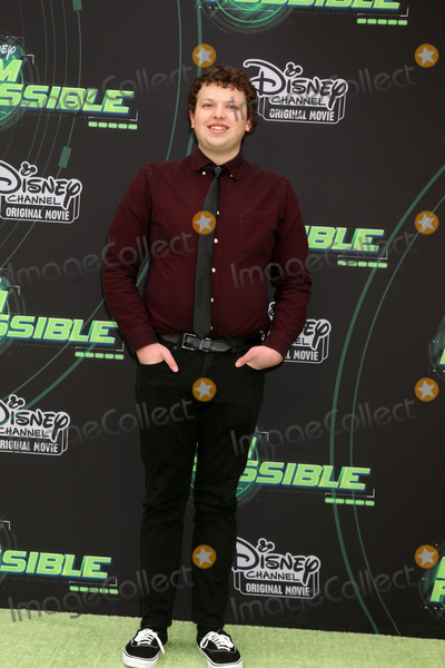 """Jacob Houston Photo - LOS ANGELES - FEB 12:  Jacob Houston at the """"Kim Possible"""" Premiere Screening at the TV Academy on February 12, 2019 in Los Angeles, CA"""