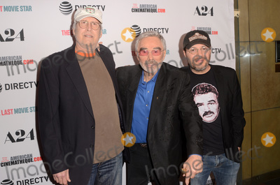 """Adam Rifkin, Burt Reynolds, Chevy Chase Photo - LOS ANGELES - FEB 22:  Chevy Chase, Burt Reynolds, Adam Rifkin at the """"The Last Movie Star"""" Premiere at the Egyptian Theater on February 22, 2018 in Los Angeles, CA"""